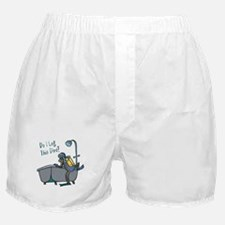 Do I Log This Dive? Boxer Shorts