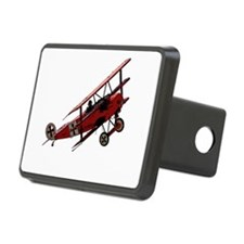 The Red Baron Hitch Cover