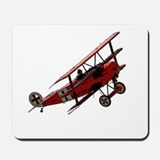 The Red Baron Mousepad