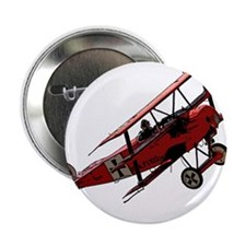"""The Red Baron 2.25"""" Button"""