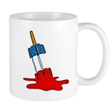 Splatter Bomb Pop Mug