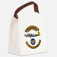 AAC - B-24 - 8 AF Canvas Lunch Bag