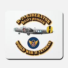AAC - B-24 - 8 AF Mousepad