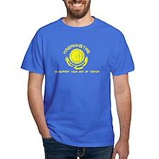 Kazakhstan - We Support Your T-Shirt