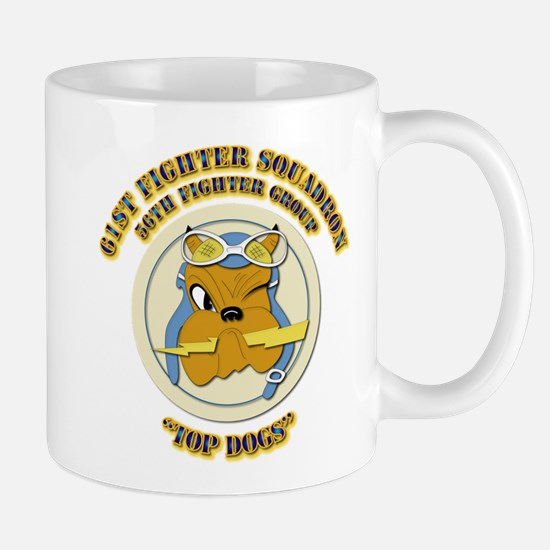 T-Shirt - AAC - 61st Fighter Squadron, 56th Fighte