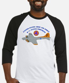 USAAF - B-17 Flying Fortress Baseball Jersey