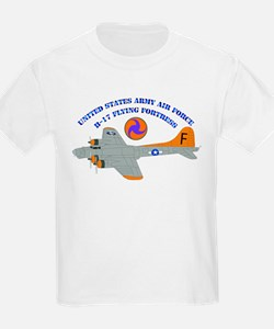 USAAF - B-17 Flying Fortress T-Shirt