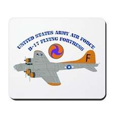 USAAF - B-17 Flying Fortress Mousepad
