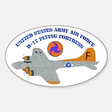 USAAF - B-17 Flying Fortress Decal