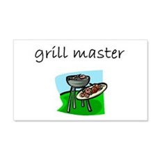 grill master.bmp Wall Decal