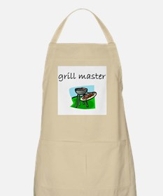 grill master.bmp Apron