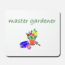 master gardener.bmp Mousepad