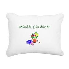 master gardener.bmp Rectangular Canvas Pillow