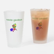 master gardener.bmp Drinking Glass