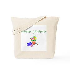 master gardener.bmp Tote Bag