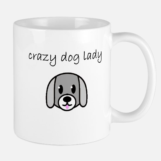 crazy dog lady.PNG Mug