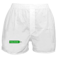 Roadmarker Toulouse - France Boxer Shorts