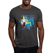 Honky Tonk White Lightning Dark T-Shirt