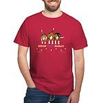 Nothin' Butt Beagles Red T-Shirt