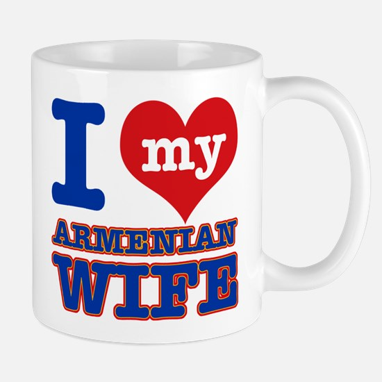 I love my Armenian Wife Mug