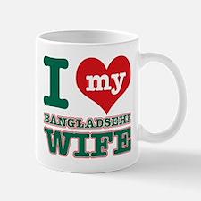 I love my Bangladeshi Wife Mug