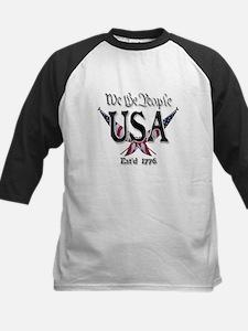 USA 2 Kids Baseball Jersey