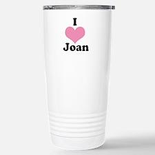 I heart Joan 1 Travel Mug