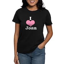 I heart Joan 2 T-Shirt