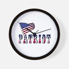 Patriot Wall Clock
