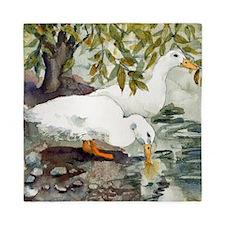 Duckie Love Queen Duvet