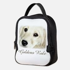Goldens Rule Neoprene Lunch Bag