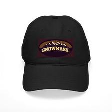 Snowmass Sepia Baseball Hat