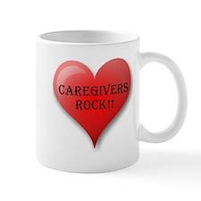 Caregivers Rock Mug