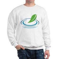 Leaf in Water Sweatshirt