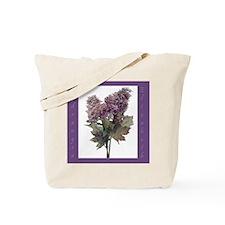 Elizabeth Personalized Hydrangea Tote Bag