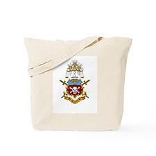 Logo Crest Tote Bag