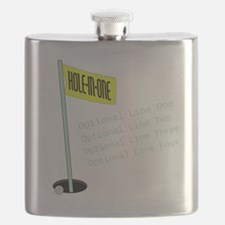 Golf Hole in One Flask