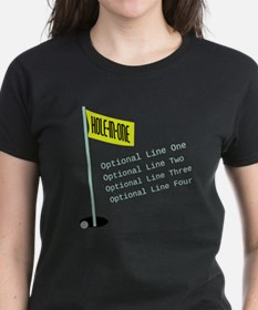 Golf Hole in One Tee