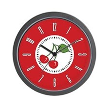 cherries-blue_cl.png Wall Clock