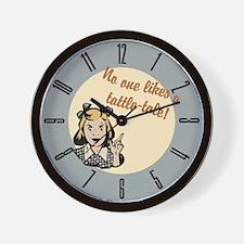 tattle-tale_cl.png Wall Clock