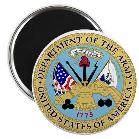 Army Emblem Magnet