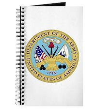 Army Emblem Journal