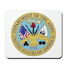 Army Emblem Mousepad