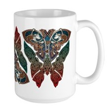 Celtic Cats Design Mug (15oz.)