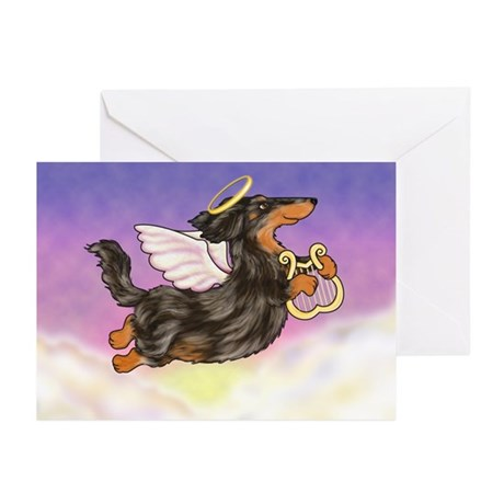 Dapple Angel Greeting Cards (Package of
