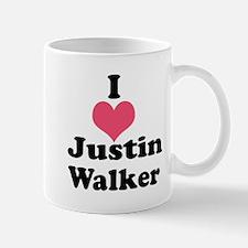 I Heart Justin Walker 1 Mug