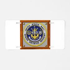 cpo Aluminum License Plate