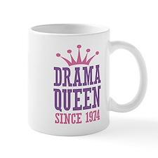 Drama Queen Since 1974 Mug