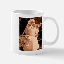 cat wedding Mug
