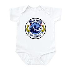 USS Houston SSN 713 Infant Bodysuit